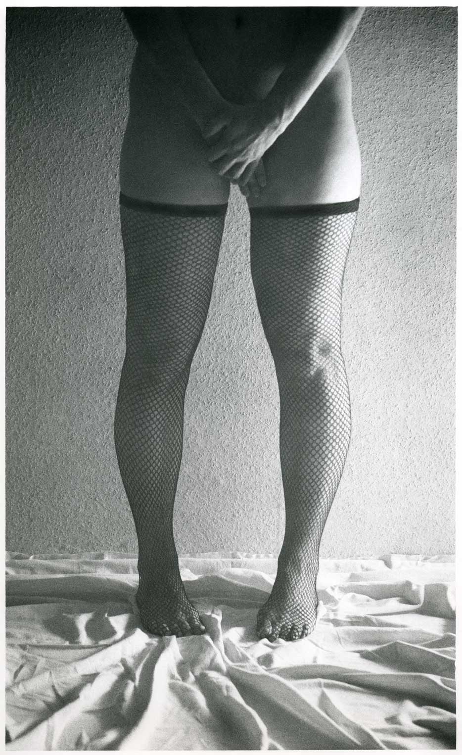 Violeta Bubelytė, Nude 79, 1996. From the MO Museum collection